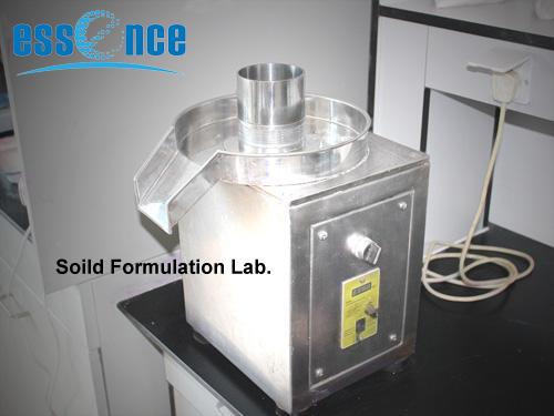 Laboratorio de Formulación Sólida de Essence Group, Fabricante exportador de formulaciones de plaguicidas
