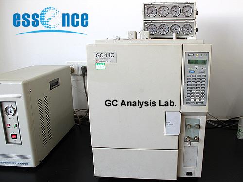 Laboratorio de Análisis GC de Essence Group, Fabricante exportador de formulaciones de plaguicidas