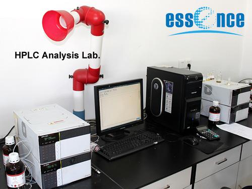 Análisis HPLC Lab de Essence Group, Fabricante  exportador de formulaciones de plaguicidas